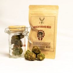 AMERICAN INDIANS WEED